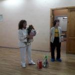 Женский клуб занятие 16 марта 2018